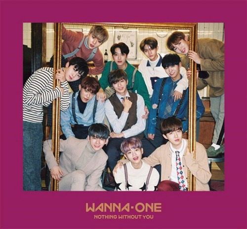 Wanna One/1-1=0 (NOTHING WITHOUT YOU) -JAPAN EDITION- (One Ver.) [CD+DVD][첫회반:외부 오피셜 포스터]
