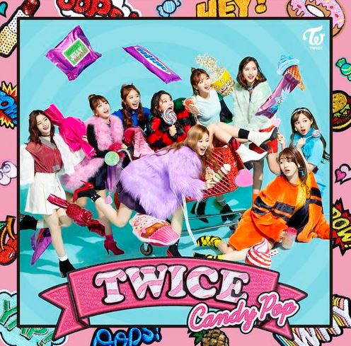 TWICE/Candy Pop [ONCE JAPAN 한정반]