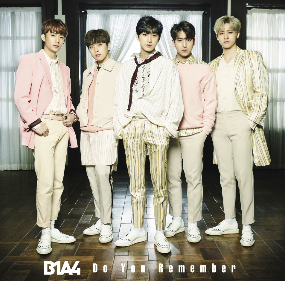 B1A4/Do You Remember [DVD부착첫회한정반 A]