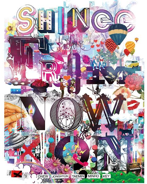 SHINee/SHINee THE BEST FROM NOW ON [2CD+Blu-ray/완전첫회생산한정반A]