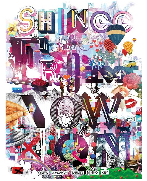 SHINee/SHINee THE BEST FROM NOW ON [2CD+DVD/완전첫회생산한정반B]