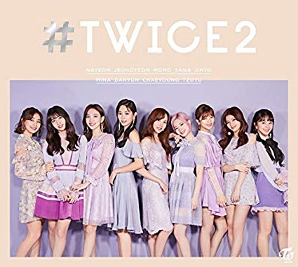 TWICE/#TWICE2 [CD+PHOTOBOOK/첫회한정반 A]