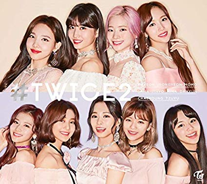 TWICE/#TWICE2 [CD+DVD/첫회한정반 B]