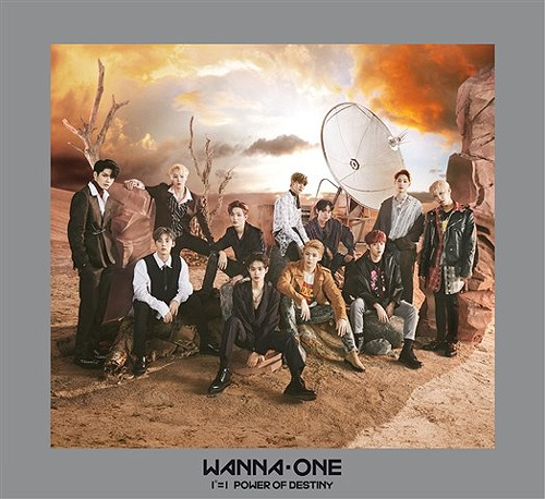 Wanna One/1^11=1 (POWER OF DESTINY) -JAPAN EDITION- (Adventure Ver.) [CD+DVD][첫회반:외부 오피셜특전]