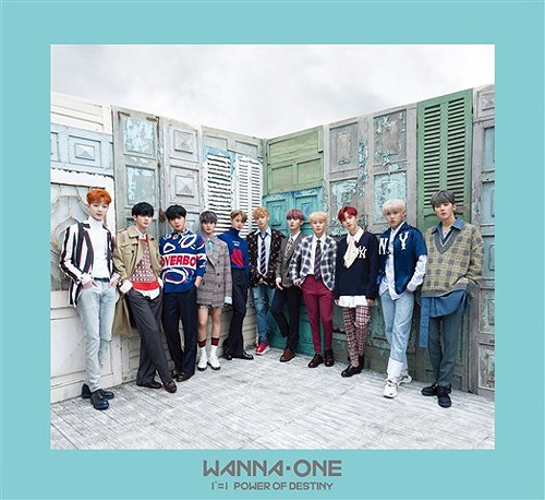 Wanna One/1^11=1 (POWER OF DESTINY) -JAPAN EDITION- (Romance Ver.) [CD+DVD]