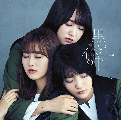 Keyakizaka46/黒い羊 [CD+Blu-ray/TYPE-D]