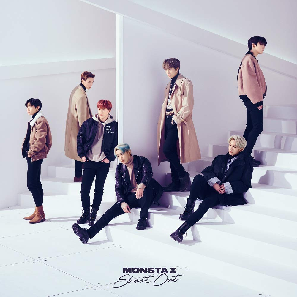 MONSTA X/Shoot Out [첫회한정반 B]