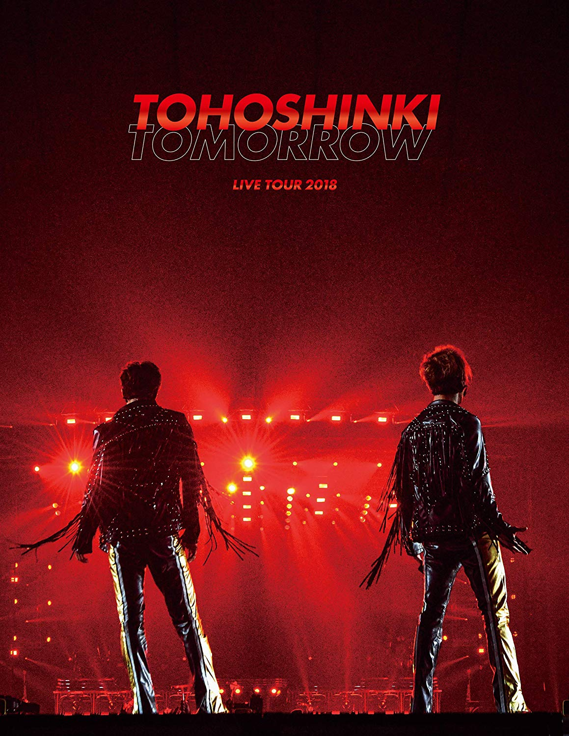 Tohoshinki/東方神起 LIVE TOUR 2018 ~TOMORROW~ [첫회한정반][DVD]
