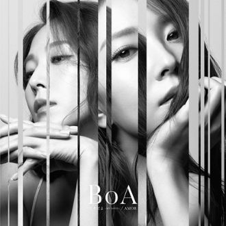 BoA/スキだよ -MY LOVE-/AMOR [CD] [SOUL OFFICIAL SHOP/mu-mo SHOP 한정반][첫회반:외부 오피셜 특전]