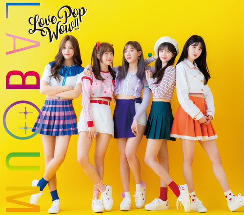 LABOUM/Love Pop Wow!! [DVD부착첫회한정반]