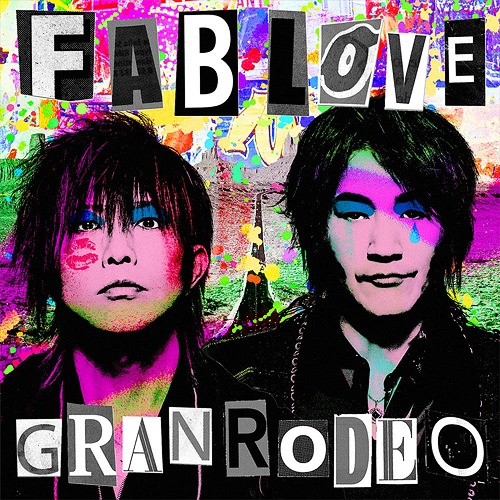 GRANRODEO/FAB LOVE [Blu-ray부착첫회한정반]