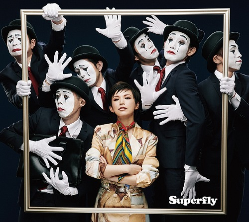 Superfly/Ambitious [DVD부착/첫회한정반]