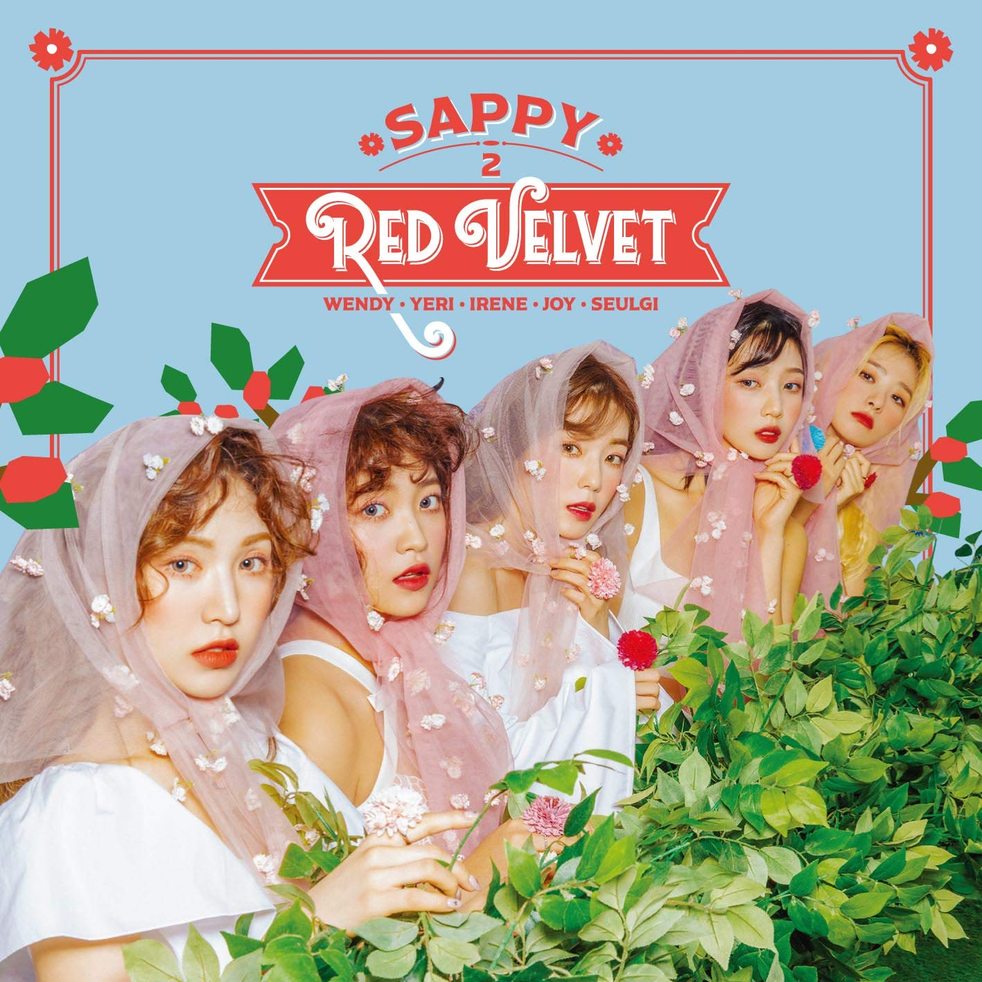 Red Velvet/SAPPY [CD+DVD/통상반][첫회반]